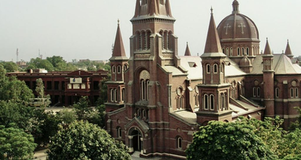 Sacred Heart Cathedral Lahore
